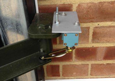 Flange mount motor insulated 15