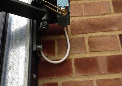 Flange mount motor insulated 16