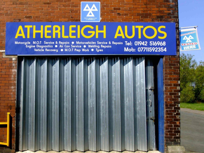 Atherleigh Autos Alliance Doors