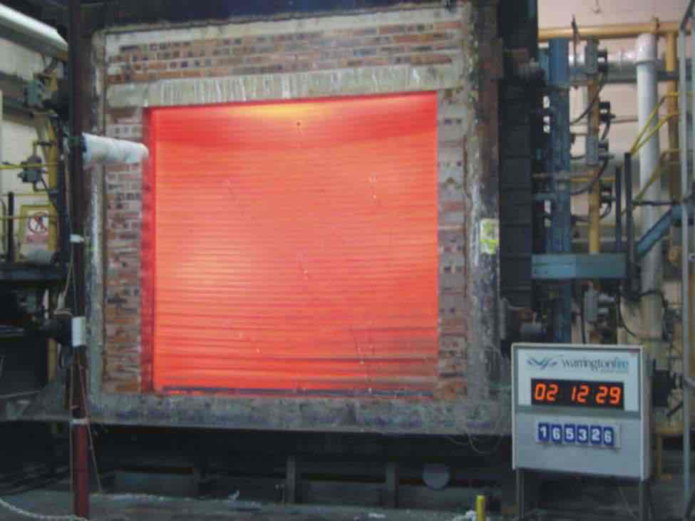 Roller Shutters Fire Rated