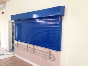 Commercial Roller Shutters for Retail Outlets