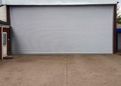 Direct Drive Power Operated Roller Shutter