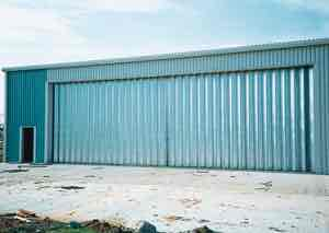 Industrial Folding Shutters Manchester