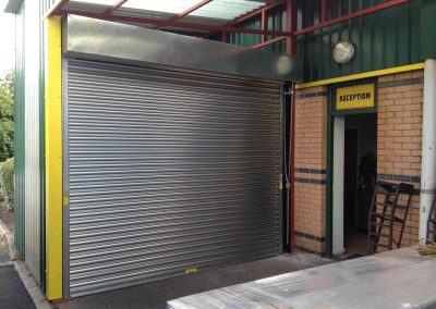 Chain Operated Shutters 12