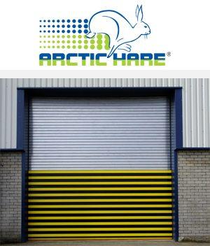 Insulated Rapid Roll Door
