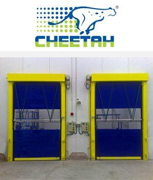 Cheetah High Speed Door by Alliance Doors