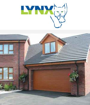 Lynx Automatic Roller Garage Door