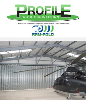 Folding Sliding Doors Manchester Aircraft Hangar