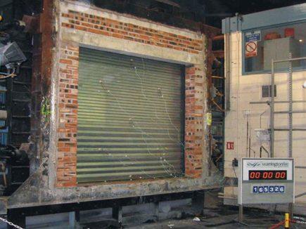Industrial Door Servicing - Fire Rated Doors Legal Requirements