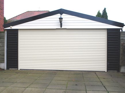 Industrial Door Manufacturer of Garage Doors Manchester